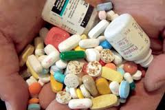 Expired drugs