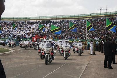 Tanzania turns 50