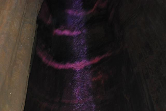 Ruby Falls, Chattanooga, Tennessee