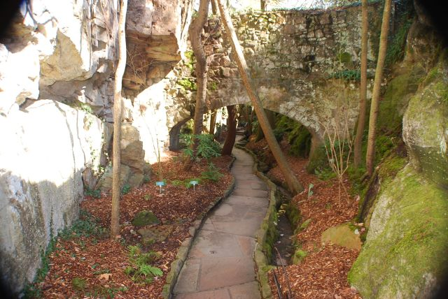 Goin Down: Rock City Garden, Chattanooga, TN