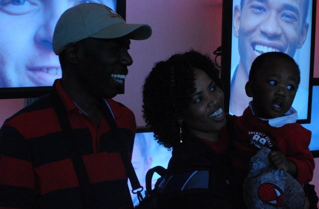 Mr and Mrs Mboyi