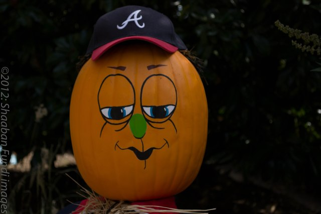 Pumpkin reprenting the ATL