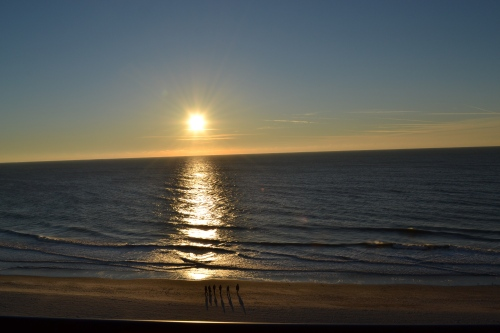 will leave you with a picture of the sunrise over the Atlantic Ocean....Happy New Year To You!